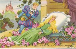 LA BELLE AU BOIS DORMANT - Fairy Tales, Popular Stories & Legends