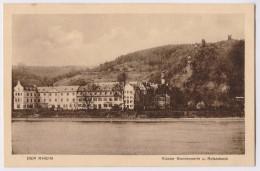 271.816 - AK REMAGEN, Der Rhein - Kloster Nonnenwerth Und Rolandseck, Ungelaufen - Remagen