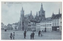 Diksmuide: La Grand' Place. (SBP 1) - Diksmuide