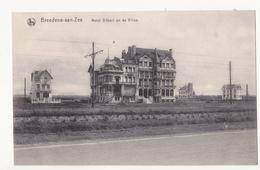 Bredene: Hotel Gilbert En De Villas. - Bredene