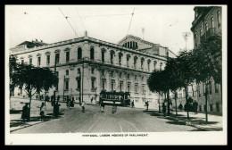 LISBOA  - Houses Of Parliament ( Ed. Central Press Photos) Carte Postale - Lisboa