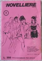 A1681 RIVISTA MENSILE SETTIMANALE EROTICO  HARD IL NOVELLIERE MARZO 1974  CULT VINTAGE - Books, Magazines, Comics
