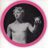 Publicité Médicale CLEOFIL (Lab. CIBA) - Bacchus - Advertising