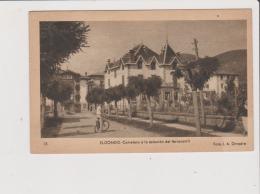 Carte Postale - ELIZONDO - Carretera A La Estacion Del Ferrocarril - Espagne
