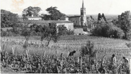 Bonzac Eglise Vue Generale - Sonstige Gemeinden