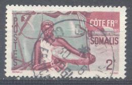 Cote Des Somalis YT N°273 Femme Somali Oblitéré ° - Gebraucht