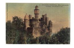 Boulogne La Grasse: Le Chateau, Vue Prise Dans Le Parc (16-1187) - Francia
