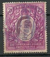EAST AFRICA & UGANDA 1906 Michel 26 O - Kenya, Uganda & Tanganyika