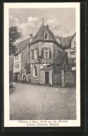 AK Limburg, Strassenpartie An Der Früheren Streicher Kapelle - Limburg