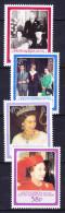 GEORGIE DU SUD 1986 YT N° 158, 159, 161 Et 162 ** - Géorgie Du Sud
