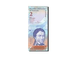 Venezuela, 2 Bolivares, 2007, KM:88a, 2007-03-20, NEUF - Venezuela