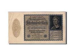 Allemagne, 10,000 Mark, 1922, KM:71, 1922-01-19, TTB - [ 3] 1918-1933 : République De Weimar
