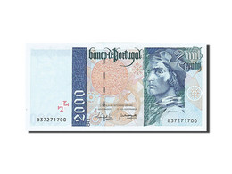 Portugal, 2000 Escudos, 1995-1997, 1997-09-11, KM:189c, NEUF - Portugal