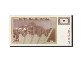 Slovénie, 2 (Tolarjev), (19)90, KM:2a, Undated, SUP - Slovénie
