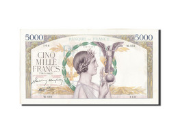 France, 5000 Francs, 5 000 F 1934-1944 ''Victoire'', 1941, 1941-05-29, KM:97c... - 1871-1952 Anciens Francs Circulés Au XXème