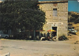 20---2A--entre SARTENE Et BONIFACIO--halte Au Restaurant L'oasis Du Lion De Roccapina---voir 2 Scans - Non Classificati