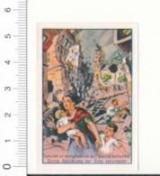 Image / Tension Et Compression De L'écorce Terrestre / Tremblement De Terre / Femme Et Bébé   / IM 30-KPA/11 - Nestlé