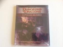 Donjons & Dragons - La Pyramide Des Ombres - - Donjons & Dragons