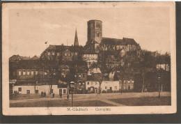 Mönchengladbach. Geroplatz.Postes Militaires Belgique 1. 1920 - Moenchengladbach