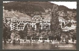 Carte Postale ( Montreux - Palace Hôtel ) - VD Vaud
