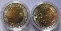 "Ukraine - 5 Grivna Coin 2007  ""Buhai - Ukrainian Folk Musical Instrument"" UNC (bimetal) - Ucraina"