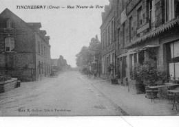TINCHEBRAY - Rue Neuve De Vire  (193) - Otros Municipios