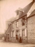 TINCHEBRAY - Photo, Rue De Vire , Angle Carrefour De La Porte De Condé - Otros Municipios