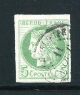 COLONIE GENERALE- Y&T N°17- Oblitéré - Cérès