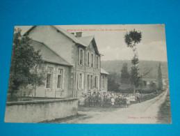 58 ) Brinon-sur-beuvron - Les écoles Communales  - Année  -  EDIT : Desvignes - Brinon Sur Beuvron