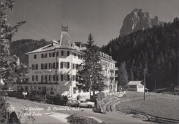 Italien - Dolomiten - St. Cristina - Grödenertal - Hotel Post - Cars - VW Käfer - Sportwagen - Bolzano (Bozen)
