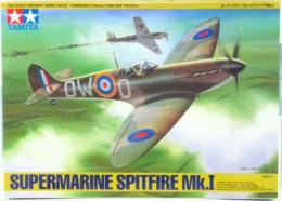 Supermarine Spitfire Mk.I 1/48 (  Tamiya ) - Airplanes