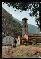 T303 ANDORRA - SANTA COLOMA - ROMANIC CHURCH - Andorra