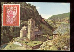 T304  ANDORRA - CANILLO - CHAPELLE ROMANE DE ST JEAN DE CAASELLES - Andorra