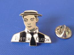 Pin´s Cinéma Film - Buster Keaton - Acteur - Corner (SD45) - Cinéma