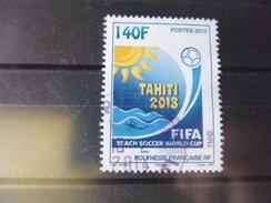 POLYNESIE FRANCAISE TIMBRE OBLITERE YVERT N°1041 - Polynésie Française