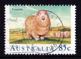 Australia 1989 Sheep 85c Polwarth Used - - 1980-89 Elizabeth II