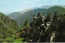 Korea, North - Chonson - Dae Rock - Korea, North