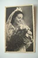 Bari    NOZZE  WEDDING  MATRIMONIO  MARRIAGE  SPOSA  GROOM   NON  VIAGGIATA COME DA FOTO - Nozze