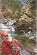 Korea, North - Kusong - Dong.Valley In Autumn - Corée Du Nord