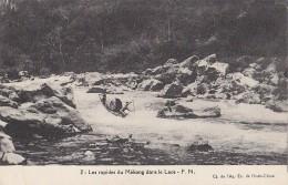 Asie - Laos -  Les Rapides Du  Mékong - Laos