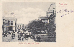 Asie - Singapour - Singapore - Précurseur - Police Office And Police Court - Singapore