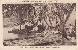 Asie - Myanmar Burma - Rangoon - Religion Missions - Voyage Radeau - Myanmar (Burma)