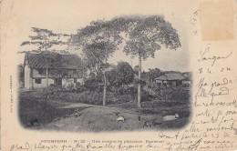 Asie - Cambodge - Précurseur - Pnompenh - Maison De Balieue - 1904 Cachet Paquebot Ligne - Cambodge