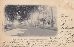 Asie - Cambodge - Précurseur - Pnompenh - Quai De Verneville Prolongé - 1904