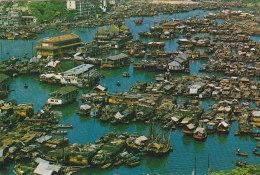 Asie - Chine Hong Kong -  Aberdeen Main View - Chine (Hong Kong)