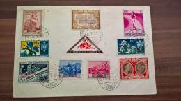 Lettera Di San Marino 1955 - Lettres & Documents