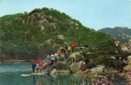 Korea, North - Samil - Po Inlet - Korea, North