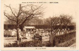 SEPT FONS - Abbaye De Notre Dame De Saint Lieu - Le Rucher  - Apiculture   (88698) - Autres Communes