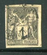 COLONIE GENERALE- Y&T N°37- Oblitéré - Sage