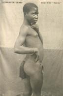 """NUS - Afrique - Oubangui Chari - Jeune Fille """" Banda """" - Seins Nus - Afrique Du Sud, Est, Ouest"""